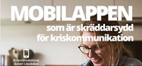 mobilapp-for-kriskommunikation